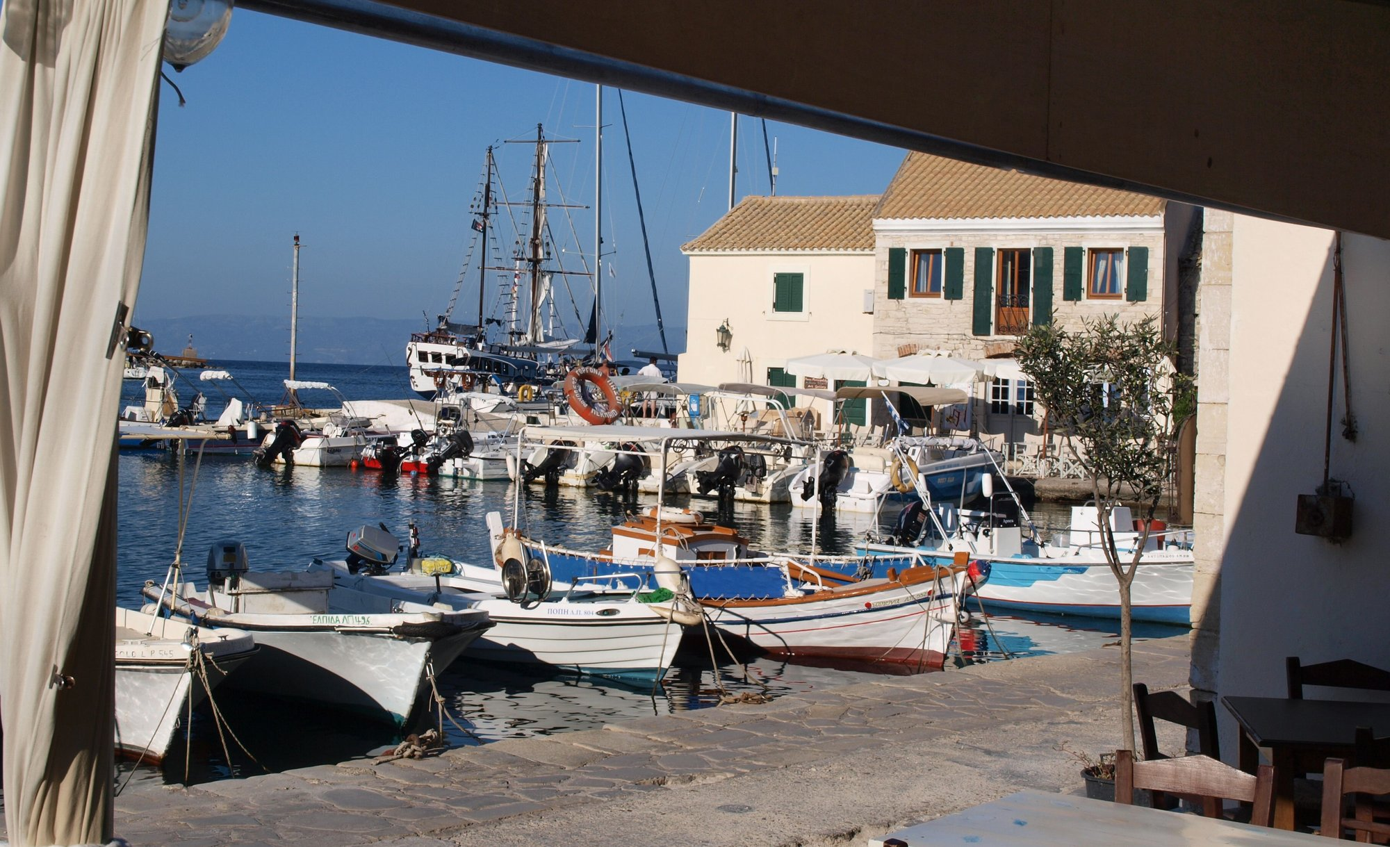 Loggos waterfront
