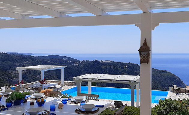 Sunset House - Greek villas